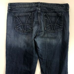 Kut From The Kloth Jeans Size 14 Stretch Boot Cut